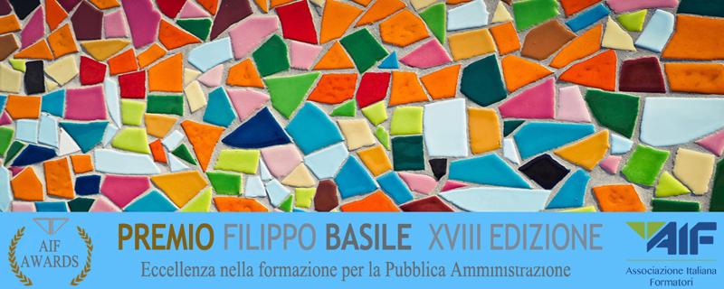 'Premio Filippo Basile XVIII Edizione